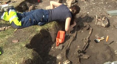 Les vestiges d'un mystérieux massacre découverts sur une île Suèdoise - CitizenPost | Histoire et archéologie des Celtes, Germains et peuples du Nord | Scoop.it