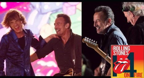 The Rolling Stones & Bruce Springsteen - Rock In Rio Lisboa - YouTube | Travel to Portugal | Scoop.it