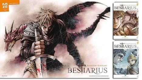 Bestiarius, un manga Fantasy à l'époque des Gladiateurs | littérature jeunesse | Scoop.it