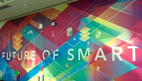 The Future of Smart at the 2016 Esri UC | Everything is related to everything else | Scoop.it