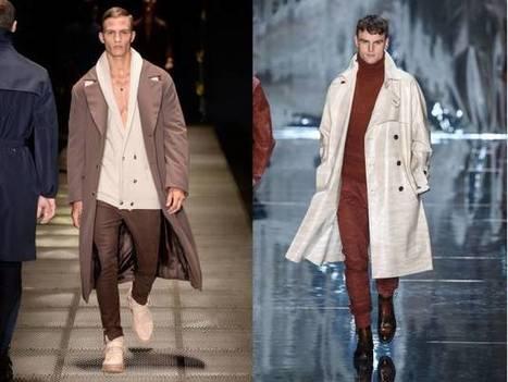Mode : les tendances de l'automne-hiver 2015 - Boursorama | Fashion-Art, Beauté & Déco | Scoop.it