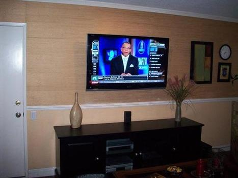 How Professionals can Help You in TV Mounting? | Home Theatre Installation Ottawa | Scoop.it