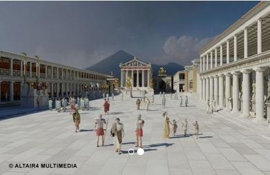 Faire revivre Pompéi | Bibliothèque des sciences de l'Antiquité | Scoop.it