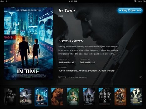 Showreel brings the latest and greatest movie trailers to your iPad in gorgeous HD | Social Media Updates | Scoop.it
