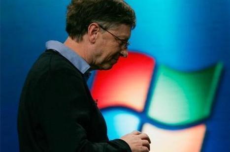 Début de fronde contre Bill Gates chez Microsoft   Stratégie et Leadership   Scoop.it