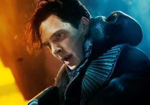 'Star Trek: Into Darkness' teaster trailer released:Cumberbatch's baddie in a spine-tingling voiceover   Daily News   Inside Voiceover—Cutting-edge Insights + Enlightening, Entertaining News for Voiceover Professionals   Scoop.it