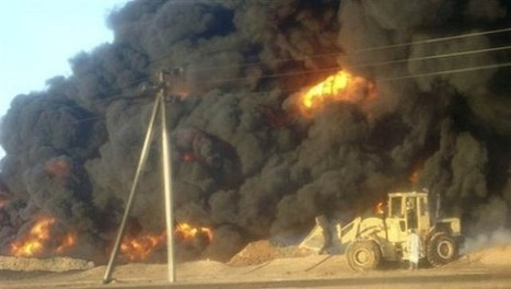 Gunmen attack Yemen's main oil pipeline - Asharq Alawsat English | SecureOil | Scoop.it