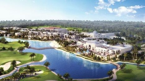 Dubai To Build First Tropical Rain Forest Project In The Middle East | Real Estate News Dubai | Scoop.it