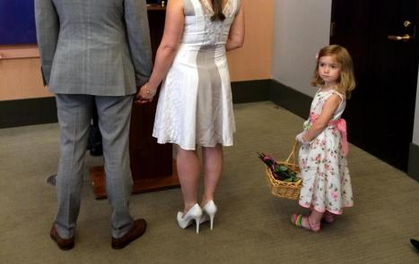 She Wanted to Be a Flower Girl. She Needed a Wedding. | Strange days indeed... | Scoop.it