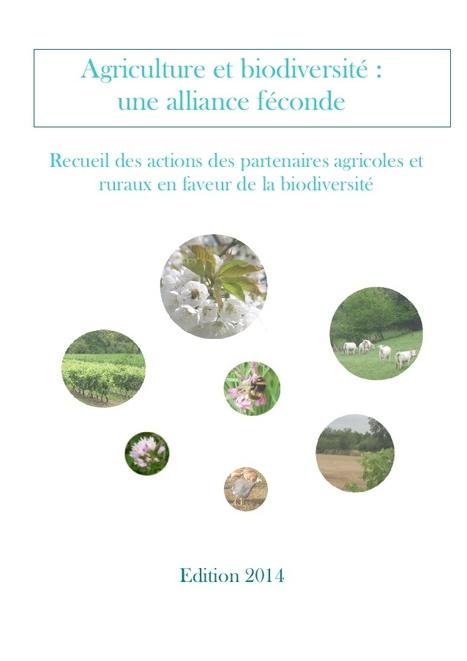 Agriculture et biodiversité : une alliance féconde | Confidences Canopéennes | Scoop.it