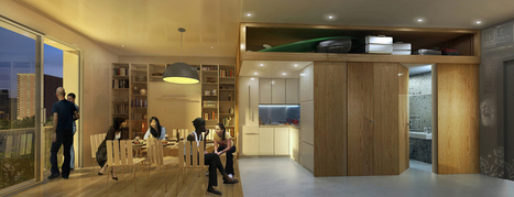 New York City Unveils Winner of Micro Apartment Design Competition | Structure and design | Scoop.it