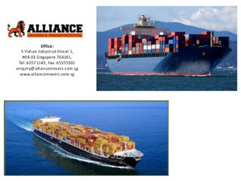 Alliance Movers Singapore: Make International Moving Pleasurable Experience | Alliance Movers | Scoop.it