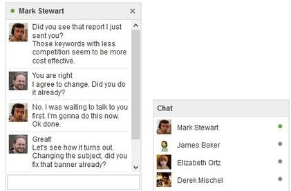 ChatJS - Facebook style chat for your Web App   AspNet MVC   Scoop.it