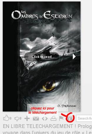 Le Livre 0 Prologue est disponible en libre téléchargement ! | Jeux de Rôle - JDR | Scoop.it