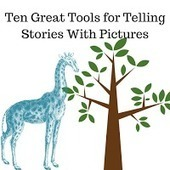 Free Technology for Teachers: Ten Great Tools for Telling Stories With Pictures - A PDF Handout | Library Web 2.0 skills | Scoop.it
