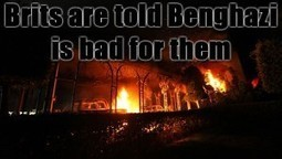 Foreign Office Tells Brits To Leave Benghazi | Stirring Trouble Internationally | News From Stirring Trouble Internationally | Scoop.it