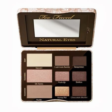Too Faced Natural Eyes Palette | Image Beauty | Scoop.it