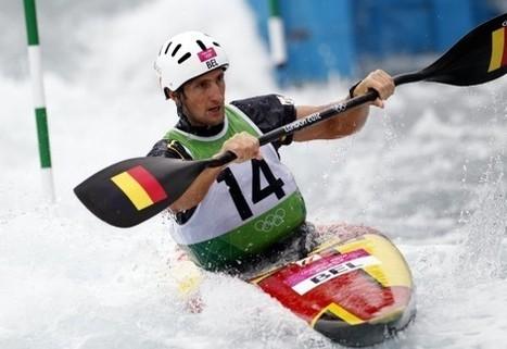 Tacen : Mathieu Doby tout proche du podium en Coupe du monde   Le canoë-kayak SLALOM avec PadL   Scoop.it