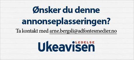 Mediene på tillitsbunnen - Ukeavisen Ledelse | Sosial på norsk | Scoop.it