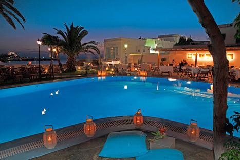 Leto Hotel in Mykonos Town | Travel To Mykonos | Scoop.it
