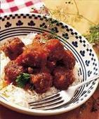 Albóndigas con guarnición de arroz basmati | Platos acompañados con Arroz | Scoop.it