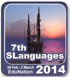 7th SLanguages Annual Symposium 28Feb-2Mar 2014 | Educators CPD Online | Scoop.it