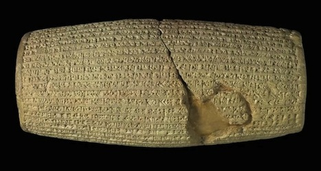 The importance of the Cyrus cylinder | History | Scoop.it