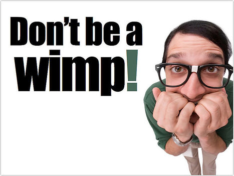 Is Your iPhone Turning You Into a Wimp? | Business Brainpower with the Human Touch | Scoop.it