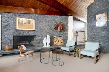 Contemporary Ranch Interior Design by Johnson & Associates - Design Milk | Tales of a Museum Marauder | Scoop.it