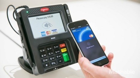 Apple Pay coming to Starbucks, KFC and Chili's   Consumer Priority Service   Tech News   Scoop.it