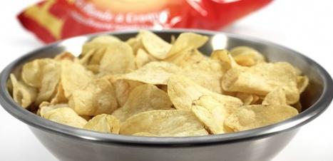 Peut-on céder à la tentation des chips (même hypocaloriques) ? | Pommes de terre transformées | Scoop.it