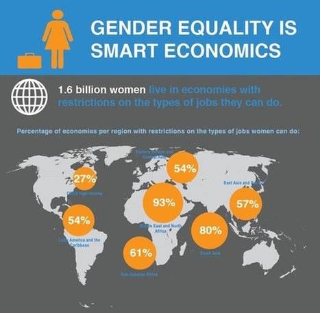 WORDL BANK: Women, Business and the Law 2014 Report | Olimpia Bineschi | Scoop.it