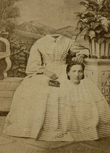 Headless Portraits From the 19th Century | Digital-News on Scoop.it today | Scoop.it