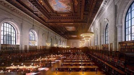 Temples of books: the world's most beautiful libraries | De Informatieprofessional | Scoop.it