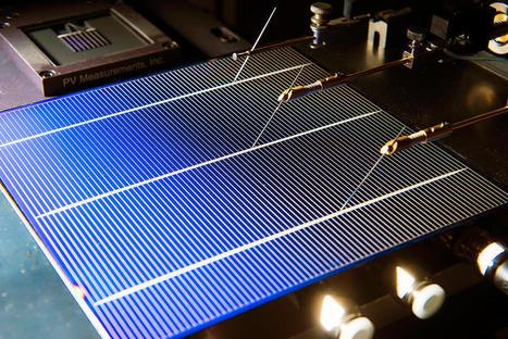 Dans l'atelier du solaire | Rennes - transition énergétique | Scoop.it
