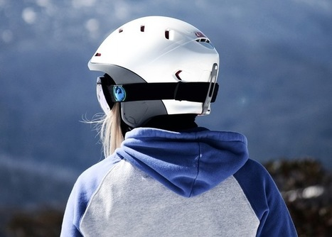 Forcite Alpine Ski Helmet Is Equipped With Camera And Communication Systems (video) | Forcite Helmet Systems - Alfred Boyadgis | Scoop.it