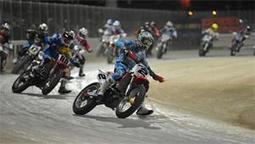 Select AMA Pro Flat Track Races To Air On TV - Cycle News | California Flat Track Association (CFTA) | Scoop.it