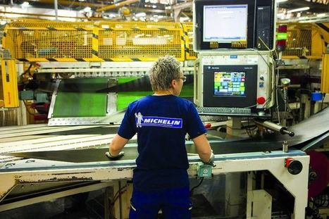 Le nouveau Michelin, agile et connecté - L'Usine Digitale | Agile Methods | Scoop.it