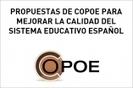 Propuestas de COPOE  para mejorar la calidad del Sistema Educativo español | Orientación al Día | Scoop.it