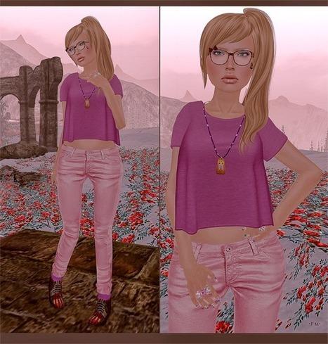 Spiderweb Second Life: DeeTaleZ + Dimbula Rose + NuDoLu + WTG + SMS + ALB + TARA | Second LIfe Good Stuff | Scoop.it