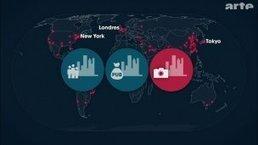 Le dessous des cartes - VILLES DU FUTUR | Smart City | Scoop.it