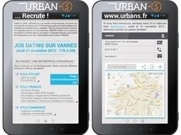 Recrutement Vannes | Urbans Facility | Scoop.it