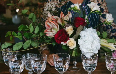 Mikarla Bauer - Wedding Flowers with Exclusive Design in Sydney | Mikarla Bauer - Wedding Florist | Scoop.it