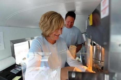 A kernel of an idea expanded to a popcorn truck - Boston Globe | Popcorn | Scoop.it