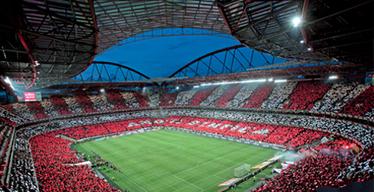 Estádio da Luz | The most beautiful stadiums in the World ( Les plus beaux stades du monde) | Scoop.it