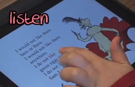Echo Reading with iPad - Dyslexic Advantage | Hands On Education | Scoop.it