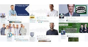 ¿Qué programas de la radio deportiva mandan en Twitter?   SportonRadio   Scoop.it