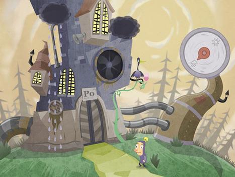 Hamlet | jeu video d'enigmes | Activités enfants numeriques | Scoop.it