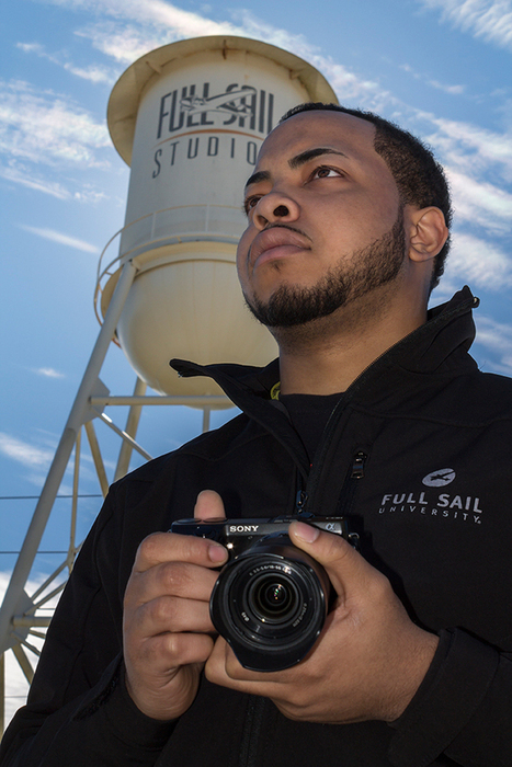 Full Sail University Brings 4 Students for the Sony NAB Student Experience Program  –  Sony   Sony Professional   Scoop.it