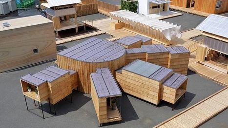 Voici comment les Japonais imaginent la maison de demain   Aménagement des espaces de vie   Scoop.it